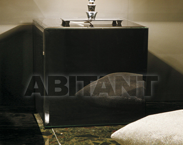 Купить Тумбочка Ipe Cavalli Visionnaire MIDNIGHT_BEDSIDE_TABLE