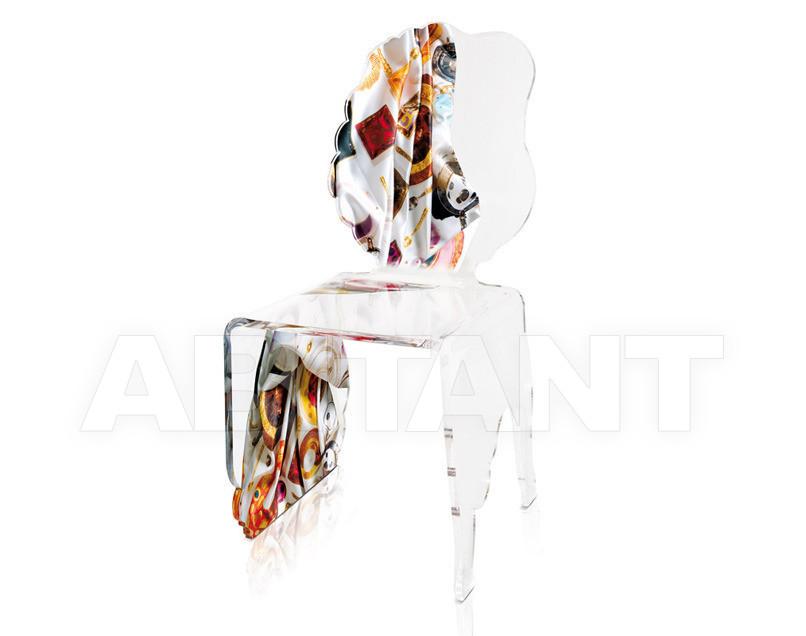 Купить Стул Acrila Carlo Rampazzi & Sergio Villa Design Carlo Rampazzi Chair Bien Placé