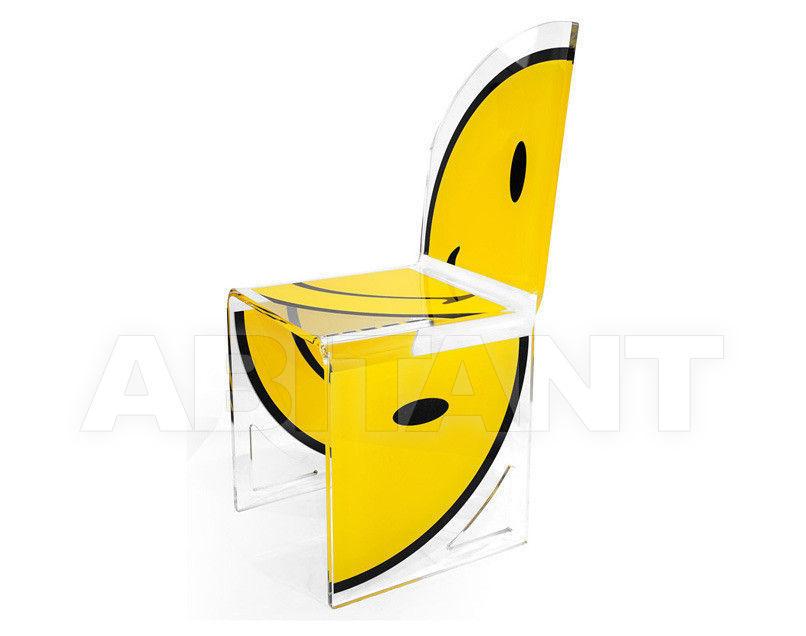 Купить Стул Acrila Smiley Chair Quarter 2 models Smiley