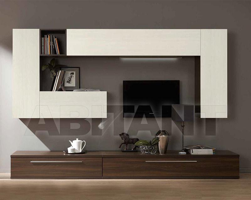 Композиция белая Imab Group S.p.A. QK0004 , каталог корпусной мебели ...