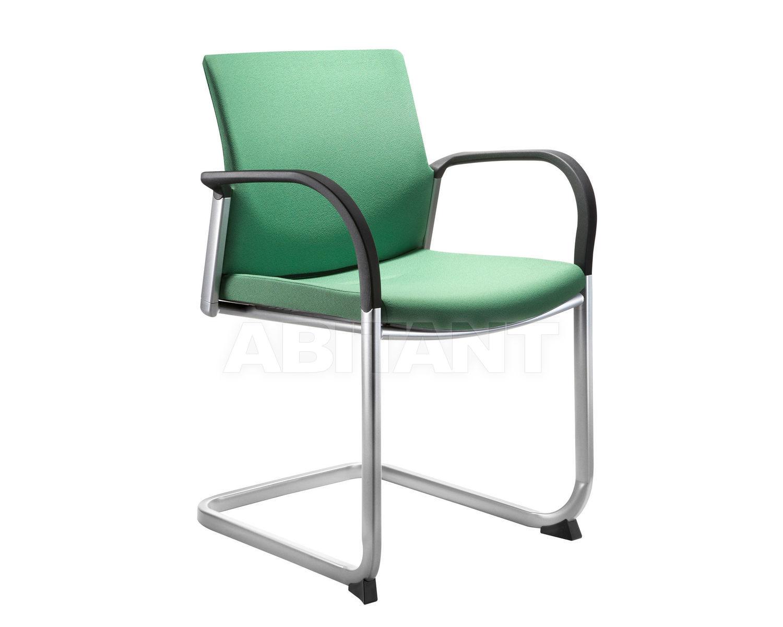 Купить Стул с подлокотниками Is Connection Seating Ltd Task & Meeting MIS5E