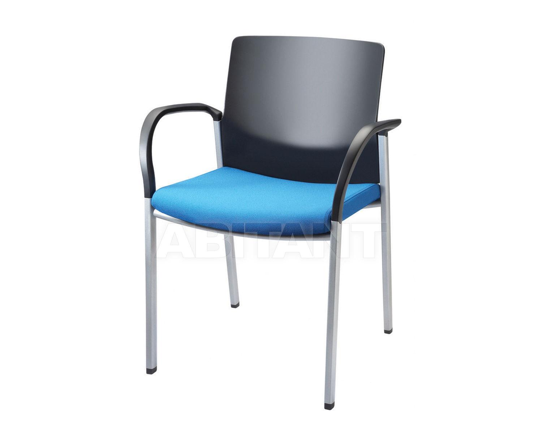 Купить Стул с подлокотниками Is Connection Seating Ltd Task & Meeting MIS2A