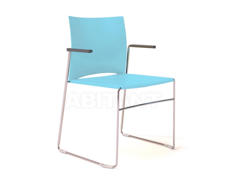 Купить Стул с подлокотниками Xpresso.one Connection Seating Ltd Task & Meeting MXP1c/JJ