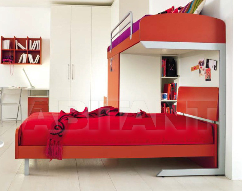 Купить Кровать детская Akanto Home 05.0506
