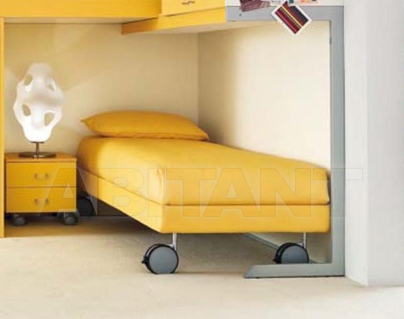 Купить Кровать детская Akanto Home 05.0578R