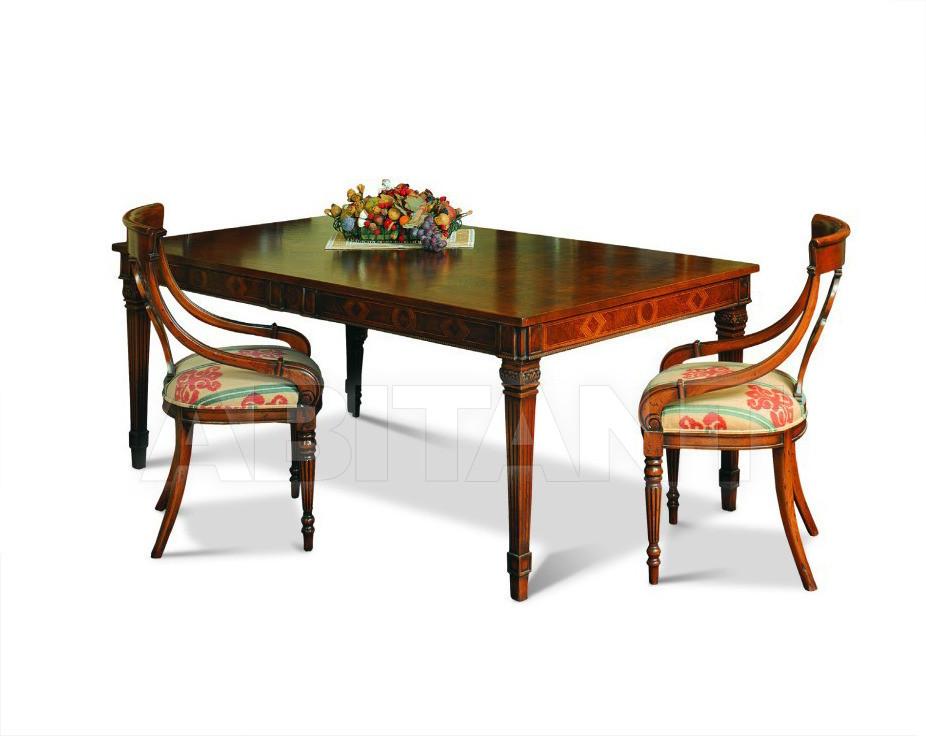 Купить Стол обеденный Francesco Molon New Empire F54N