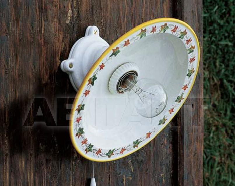 Купить Светильник настенный Aldo Bernardi srl I Classici In Ceramica 1023