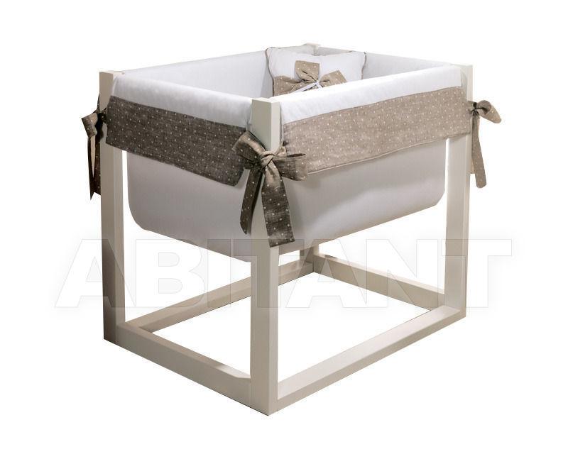 Купить Кроватка MINICUNA Trebol Infantil 01.03.305