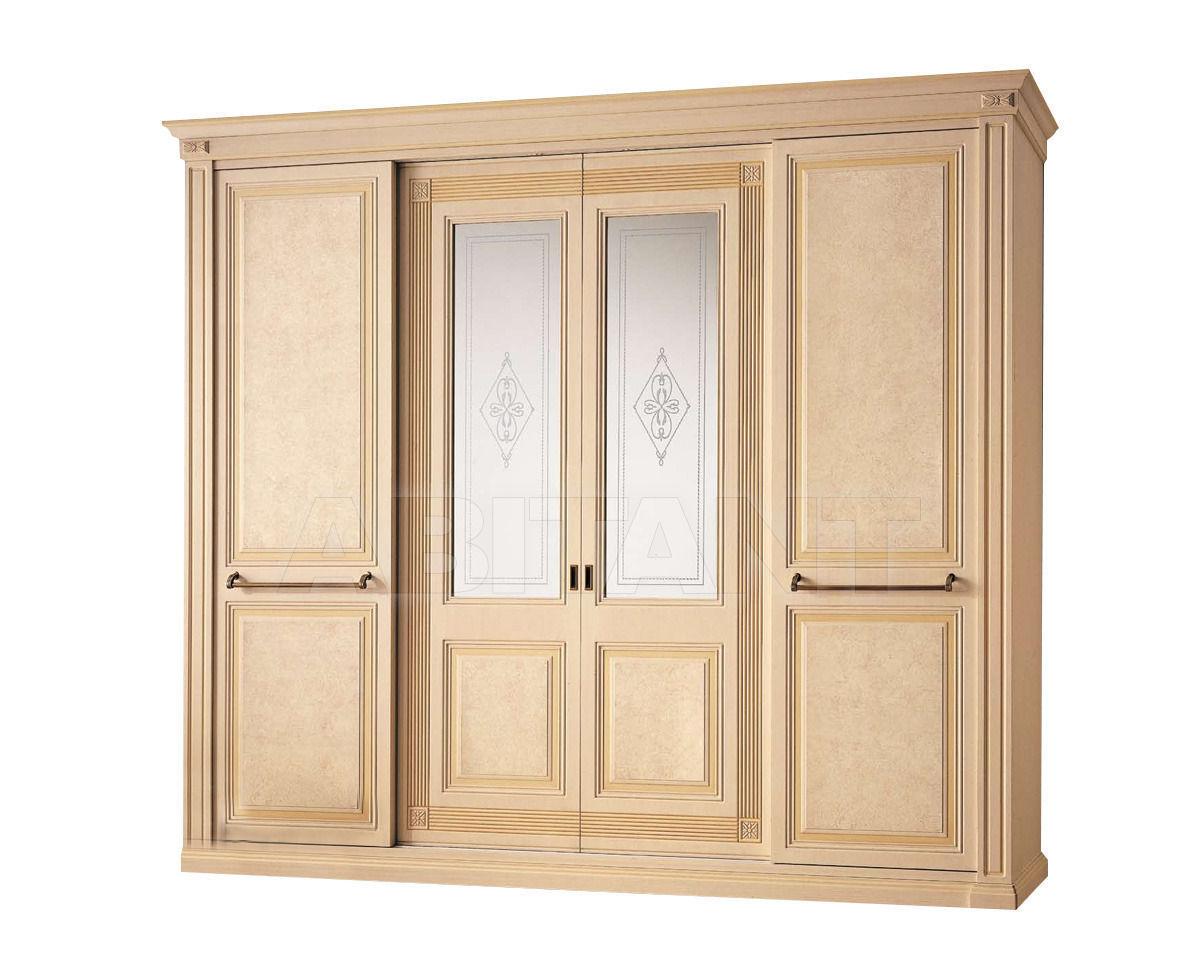 Купить Шкаф гардеробный President  Ferretti e Ferretti S.R.L. Scorrevole President con specchi