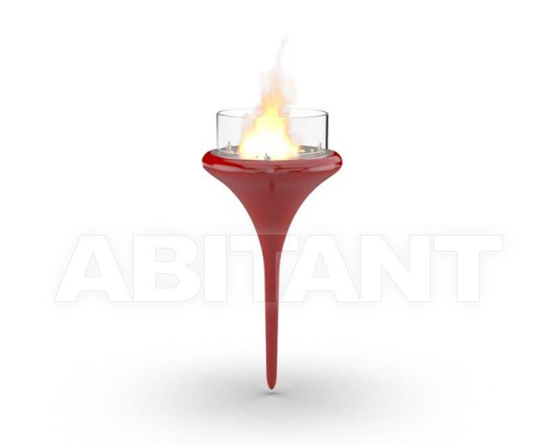 Купить Биокамин Flut Glamm Fire Portable GF0013-1 - OP red