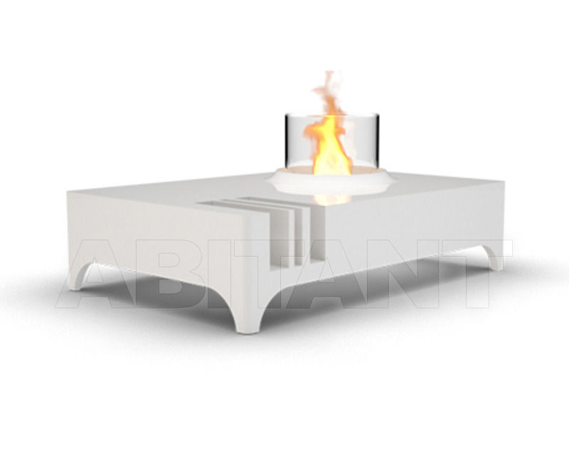 Купить Биокамин Vulcanu Glamm Fire Portable GF0002-1 - OP white