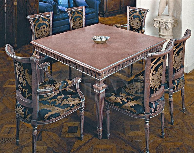 Купить Стол обеденный Francesco Molon Italian And French F88.01-B