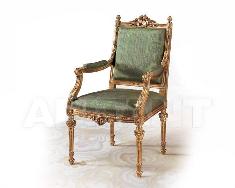 Купить Стул с подлокотниками Bazzi Interiors Versailles 254