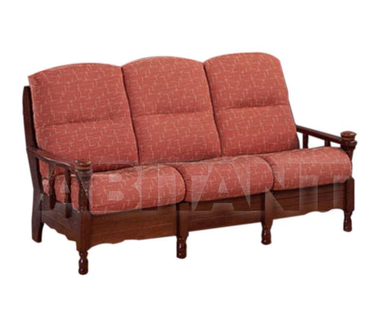 Купить Диван Trading Sofas s.r.l. by G.M. Italia Divani Rustici Scozia 926 2