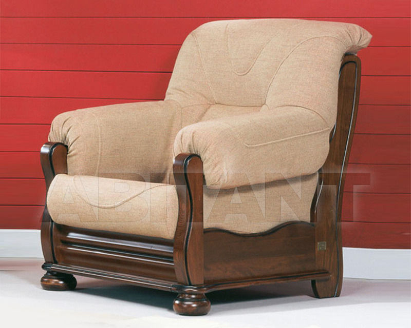 Купить Кресло Trading Sofas s.r.l. by G.M. Italia Divani Rustici Rodi 906