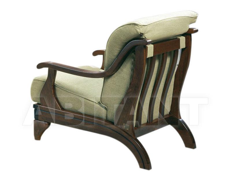 Купить Кресло Trading Sofas s.r.l. by G.M. Italia Divani Rustici Mosca  770