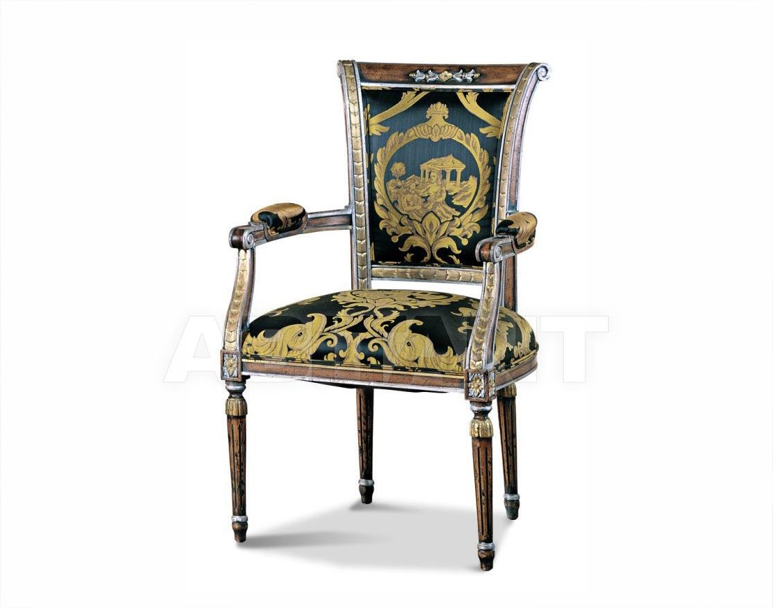 Купить Стул с подлокотниками Francesco Molon Upholstery P174-B