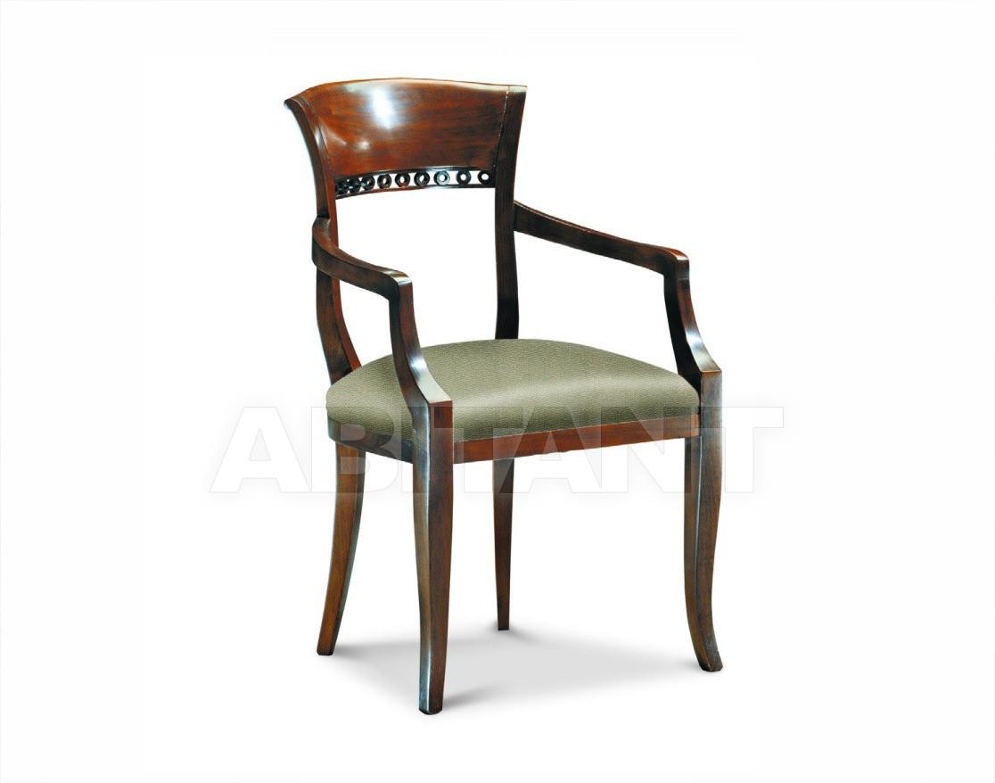 Купить Стул с подлокотниками Francesco Molon Upholstery P184