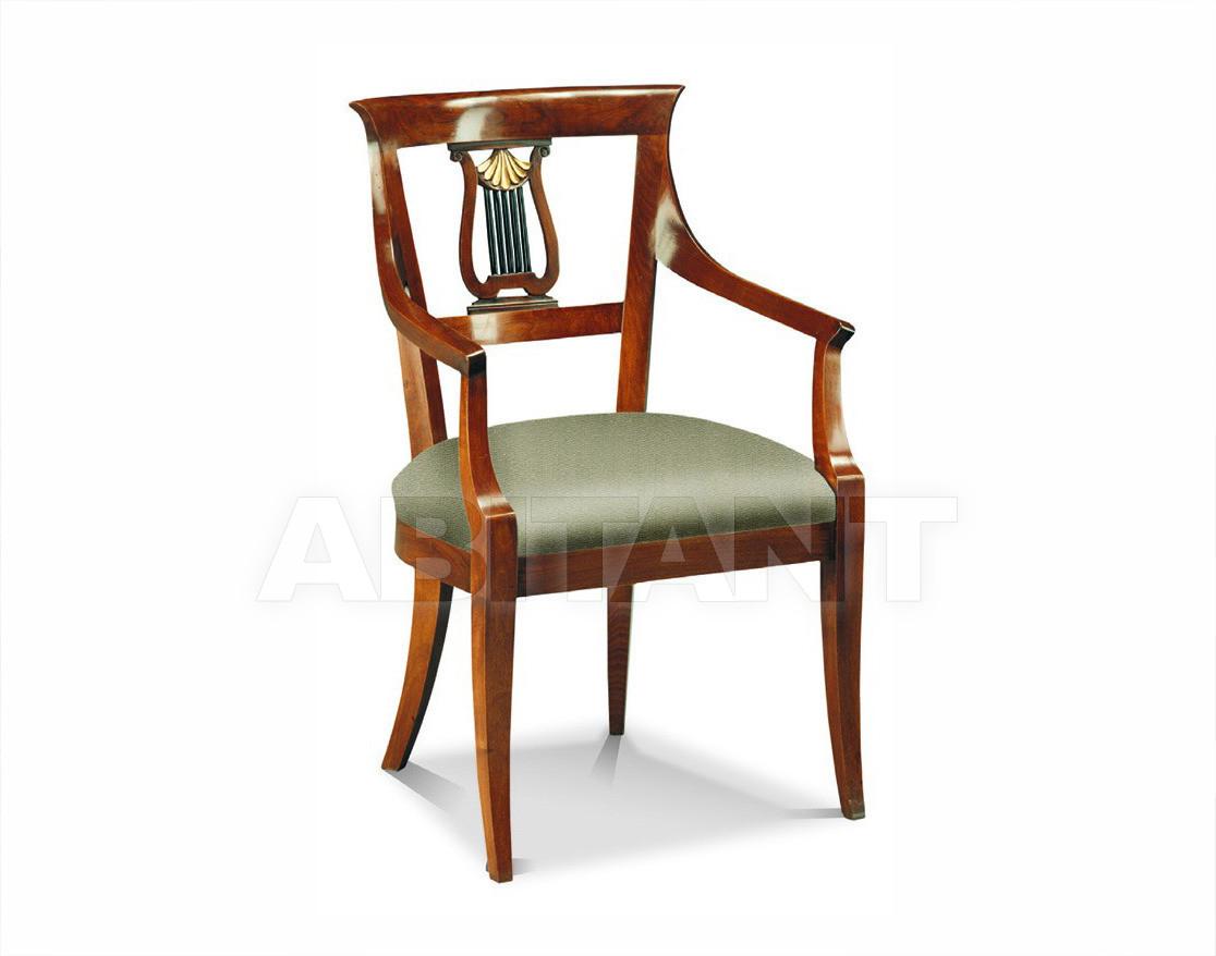 Купить Стул с подлокотниками Francesco Molon Upholstery P188