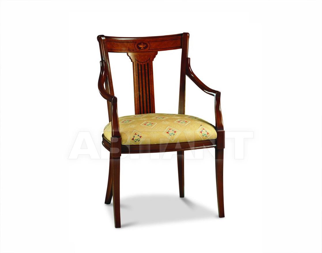 Купить Стул с подлокотниками Francesco Molon Upholstery P195