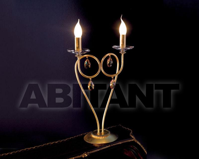 Купить Лампа настольная Effussioni di Luce Indice Alfabetico 5000.4029