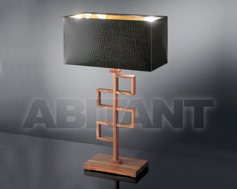 Купить Лампа настольная Effusioni di Luce Indice Alfabetico 5290.3012