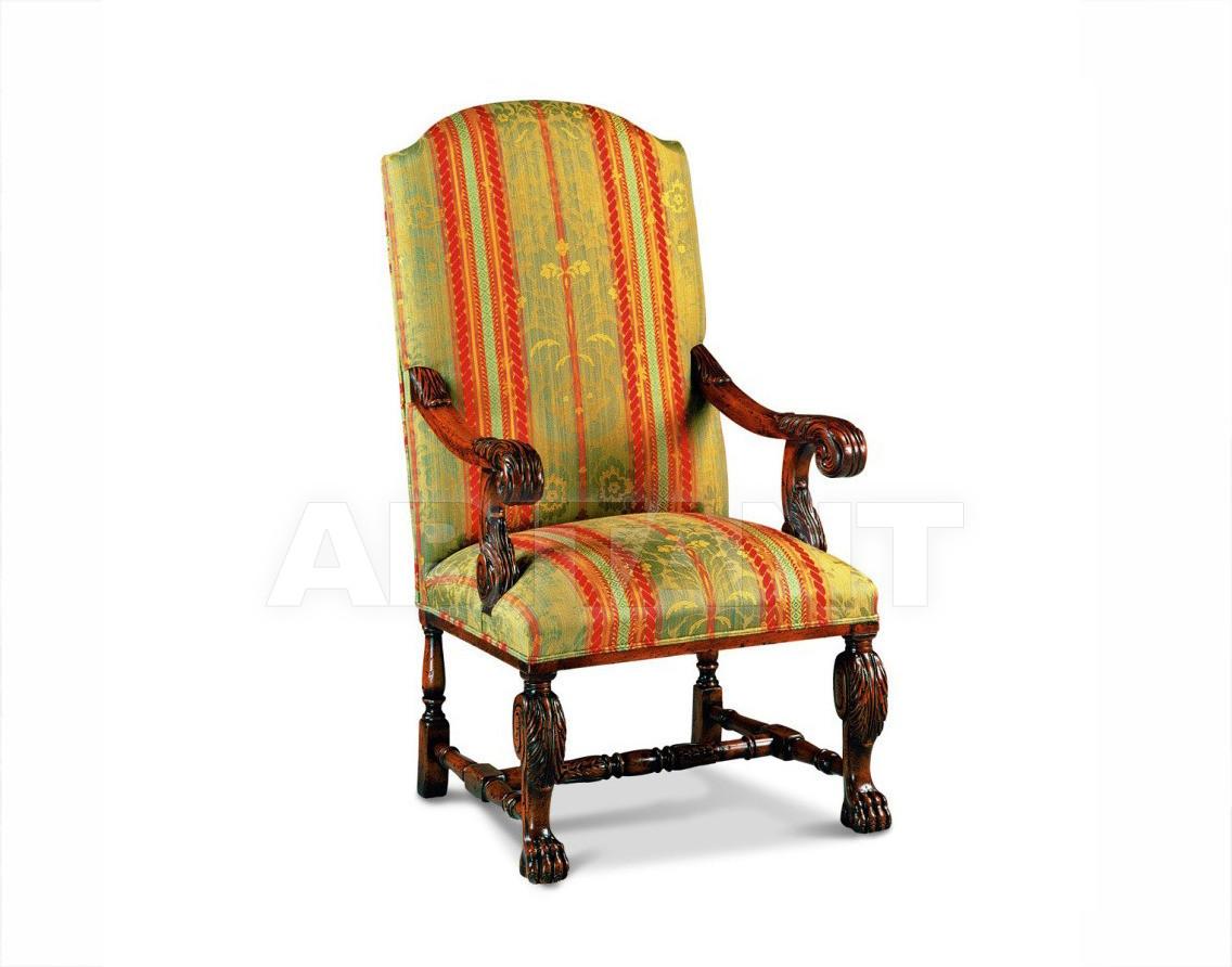 Купить Стул с подлокотниками Francesco Molon Upholstery P304
