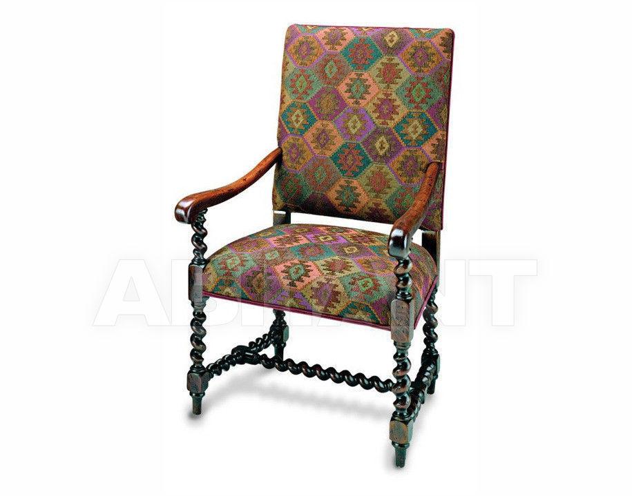 Купить Стул с подлокотниками Francesco Molon Upholstery P324