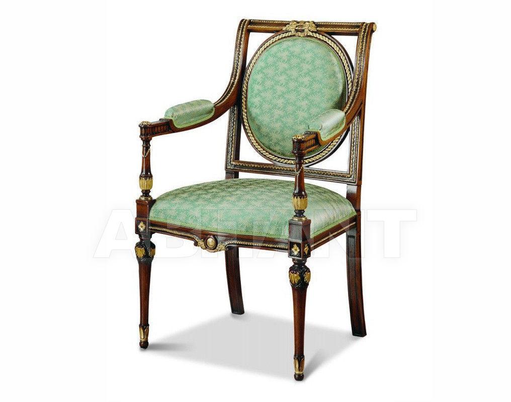 Купить Стул с подлокотниками Francesco Molon Upholstery P339