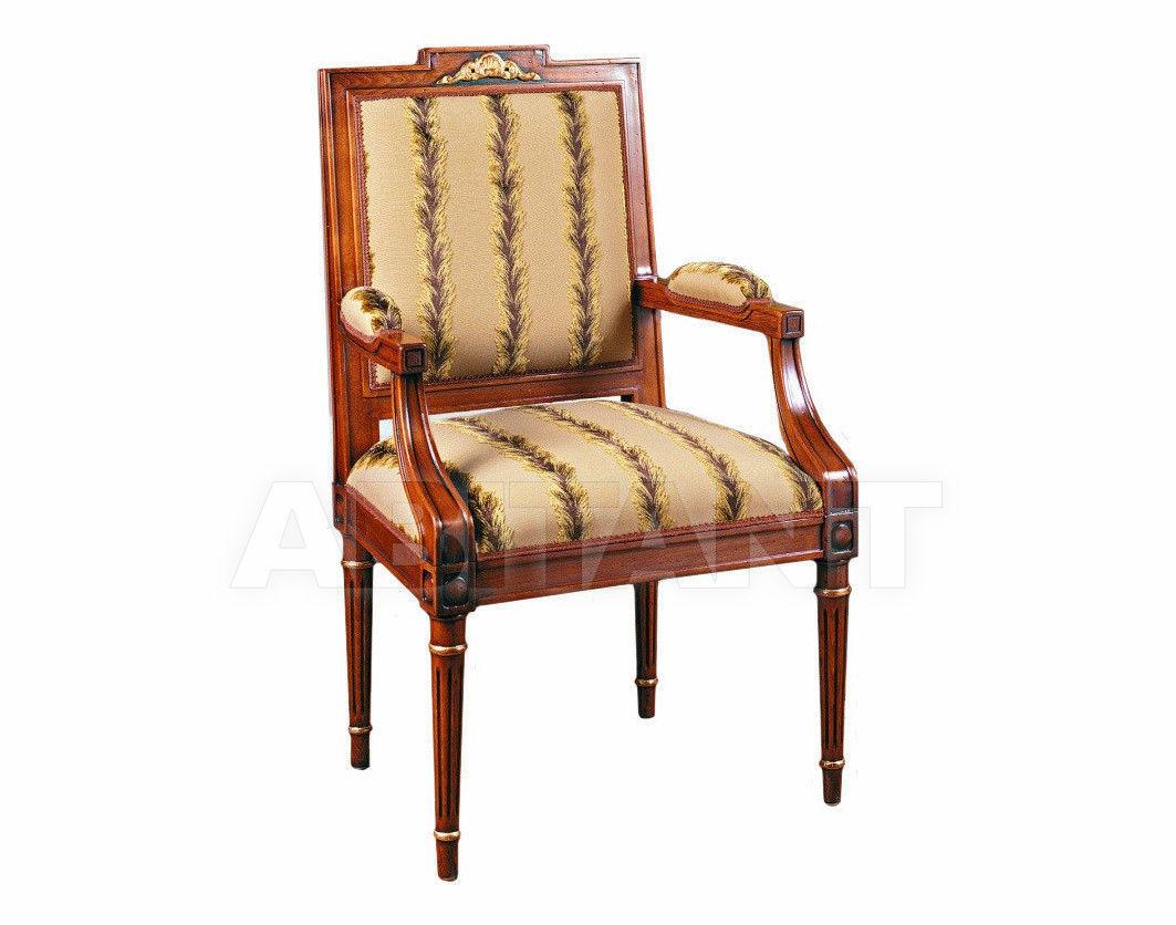 Купить Стул с подлокотниками Francesco Molon Upholstery P370