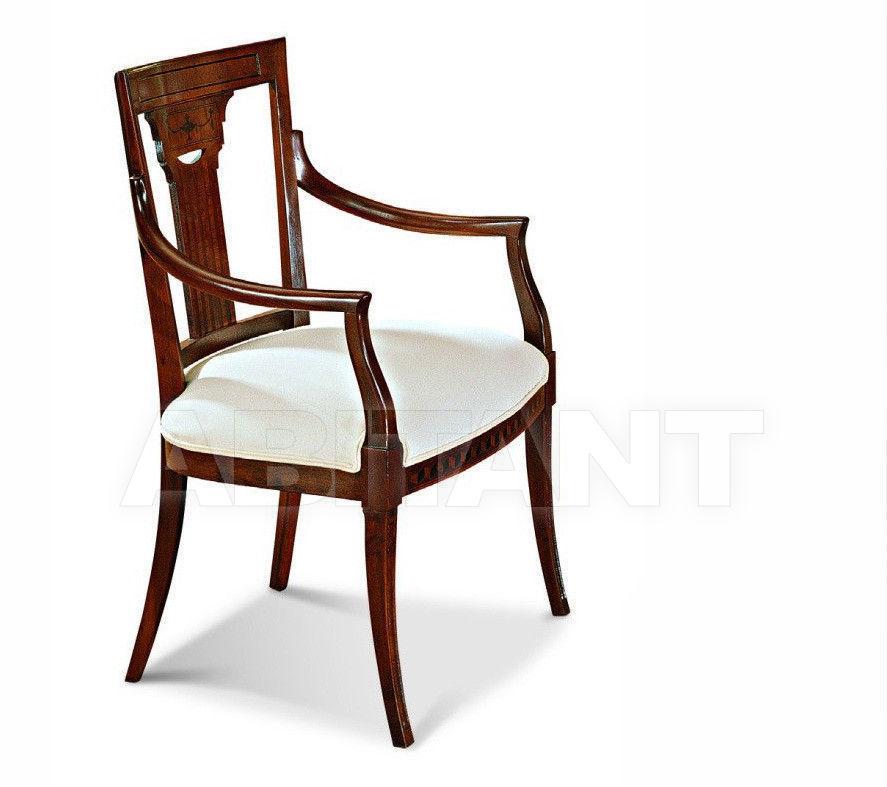 Купить Стул с подлокотниками Francesco Molon Upholstery P39.01