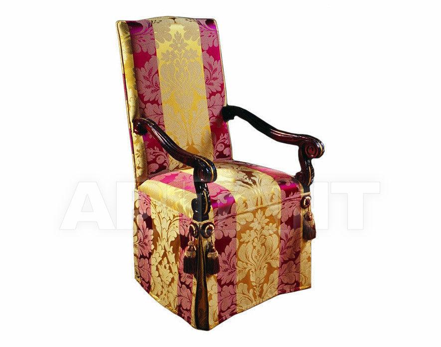 Купить Стул с подлокотниками Francesco Molon Upholstery P401