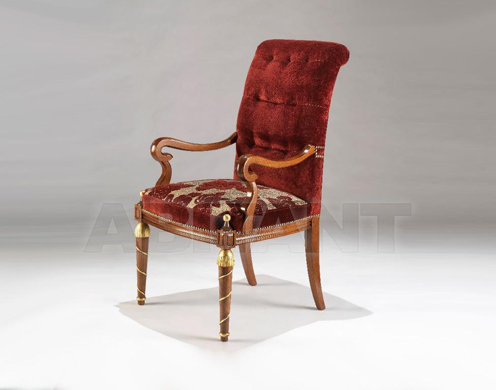 Купить Стул с подлокотниками Francesco Molon Upholstery P422