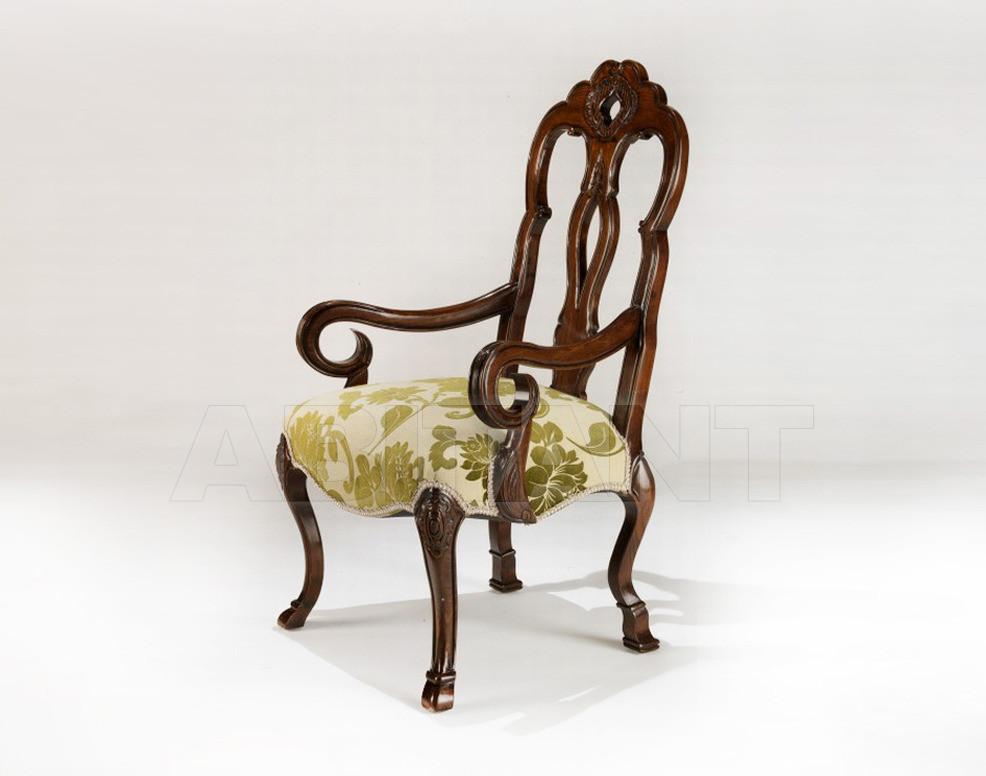 Купить Стул с подлокотниками Francesco Molon Upholstery P398