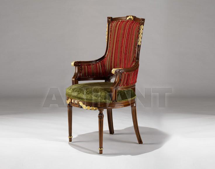 Купить Стул с подлокотниками Francesco Molon Upholstery P341.01