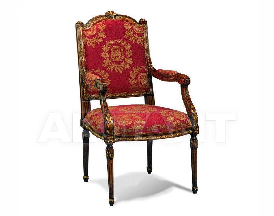 Купить Стул с подлокотниками Francesco Molon Upholstery P55