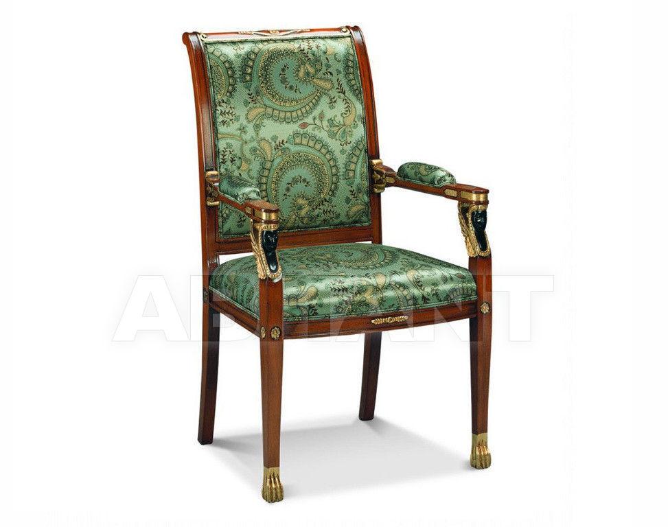Купить Стул с подлокотниками Francesco Molon Upholstery P62