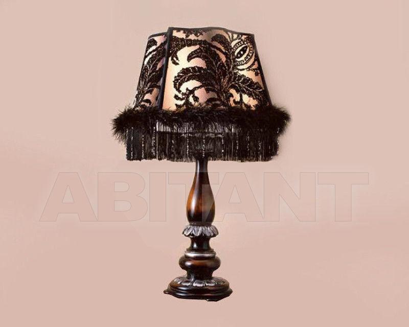 Купить Лампа настольная Antico Borgo by CGM Glamour Silver 1305