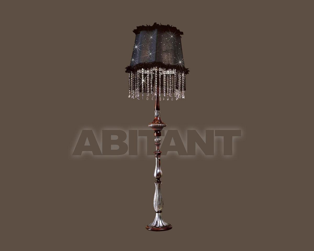 Купить Торшер Antico Borgo by CGM Glamour Silver 1304
