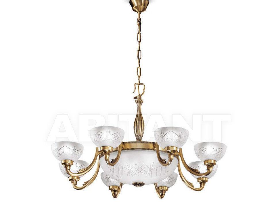 Купить Люстра BBB Illuminazione Tiziano 3001/8