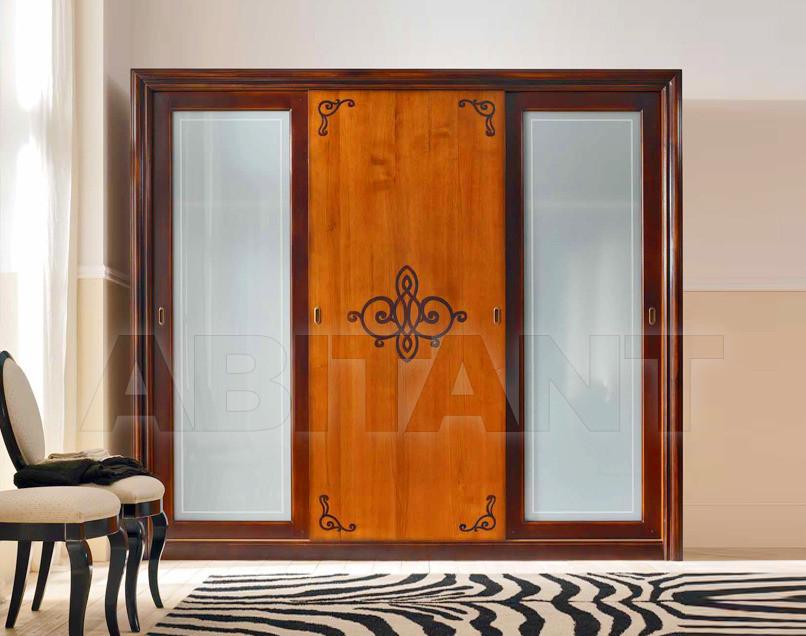 Купить Шкаф гардеробный F.M. Bottega d'Arte Monet 825