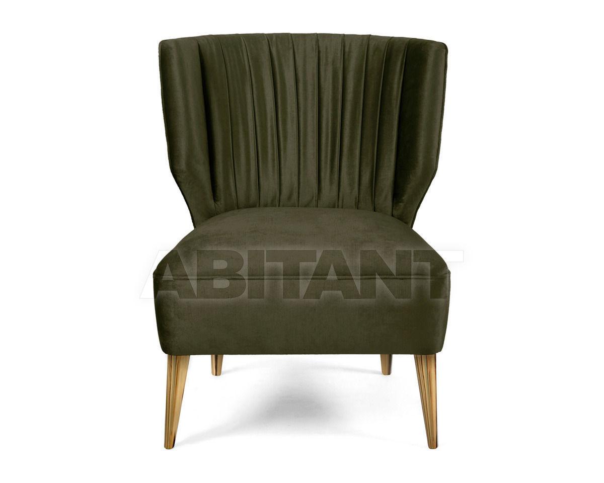 Купить Кресло Brabbu by Covet Lounge Upholstery BAKAIRI ARMCHAIR