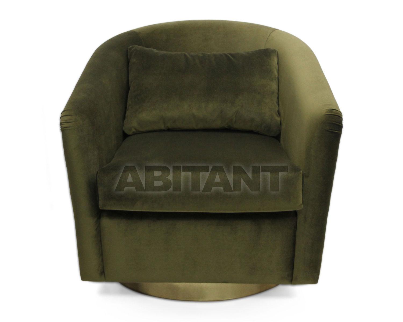Купить Кресло Brabbu by Covet Lounge Upholstery EARTH ARMCHAIR