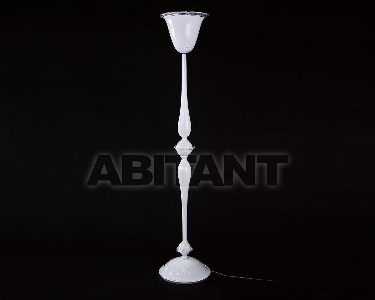 Купить Лампа напольная DOLFIN AV Mazzega Veneziani 8004/TE