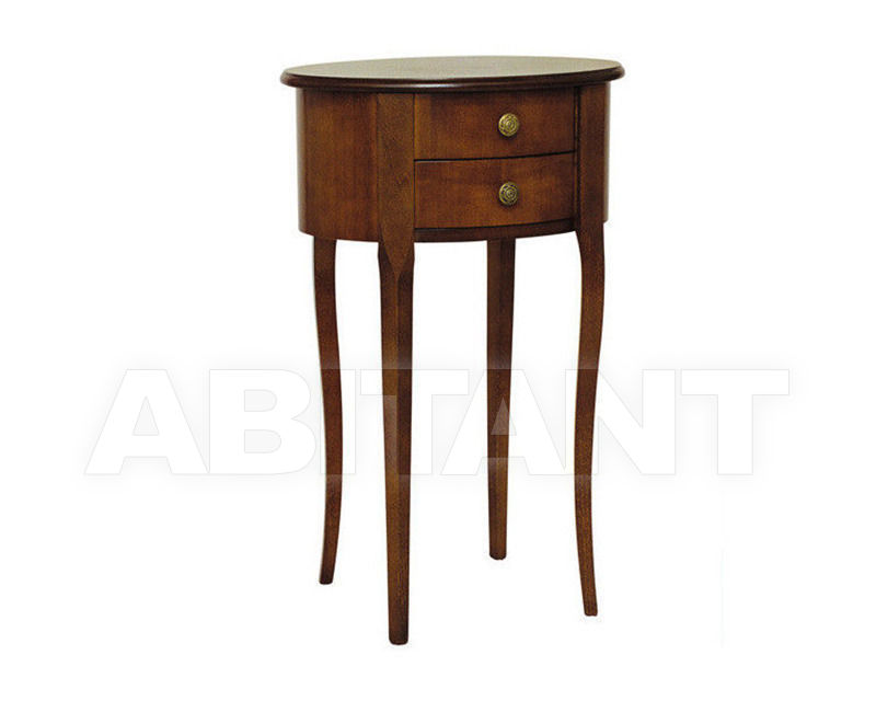 Купить Столик приставной Italexport Classico italiano 159  PLAIN WOOD LAMP TABLE