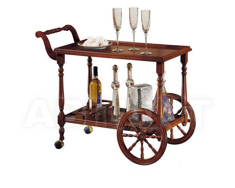 Купить Стол сервировочный Italexport Classico italiano 107  SERVING TROLLEY