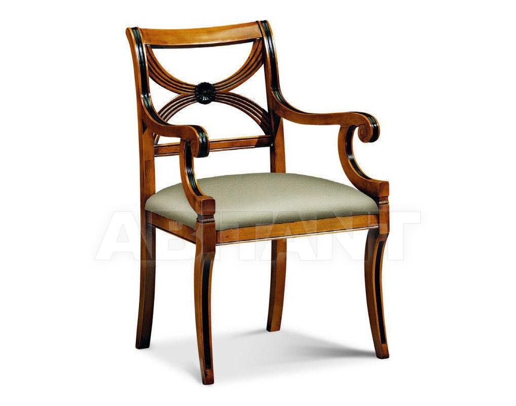 Купить Стул с подлокотниками Francesco Molon Upholstery P165