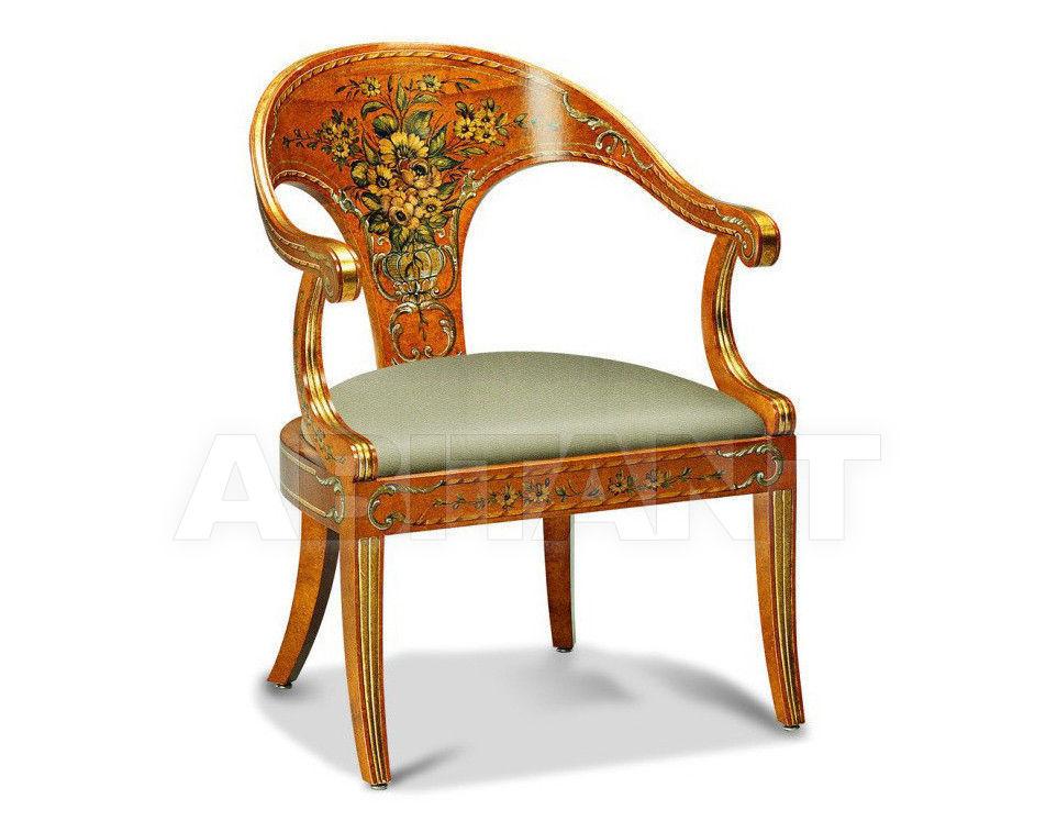 Купить Стул с подлокотниками Francesco Molon Upholstery P115