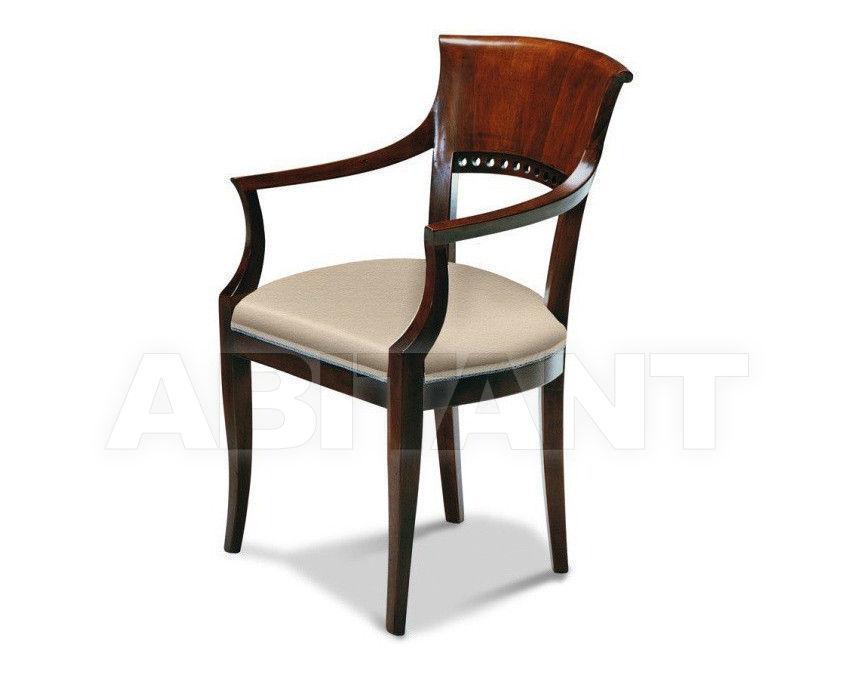 Купить Стул с подлокотниками Francesco Molon Upholstery P11
