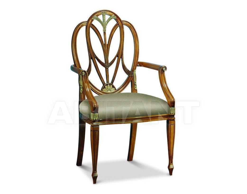 Купить Стул с подлокотниками Francesco Molon Upholstery P107